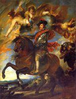 Аллегорической Портрет Филиппа IV