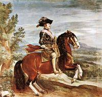 Конный портрет Филиппа IV