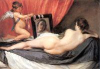 Венера в зеркале (Отражение Венеры)
