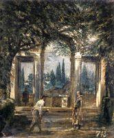 Вилла Медичи, павильон Ариадны
