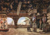 Палаты царя Берендея.