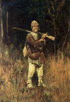 Савка-охотник.