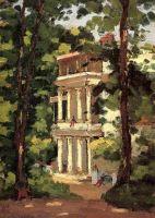 Йеррес, колоннада Касин