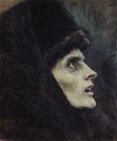 Голова боярыни Морозовой