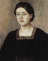Портрет А.А.Добринской