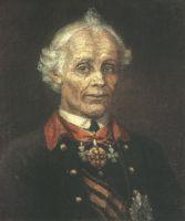 Портрет А.В.Суворова