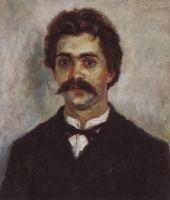Портрет А.И.Сурикова