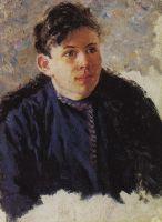 Портрет юноши Леонида Чернышова