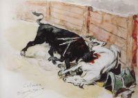 Севилья. Бой быков