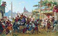 Карнавал в Риме