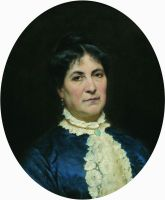 Портрет жены художника