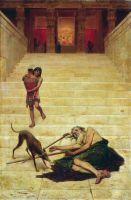 Притча о Лазаре