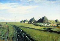 Дорога у деревни