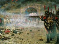 В покоренной Москве (Поджигатели или Расстрел в Кремле)