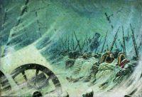 Ночной привал великой армии