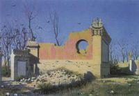 Развалины театра в Чугучаке