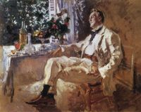 Портрет Ф.И.Шаляпина