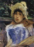 Портрет хористки