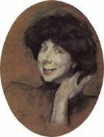 Портрет А.К.Бенуа.