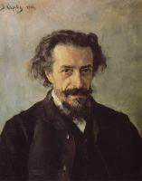 Портрет композитора П.И.Бларамберга.