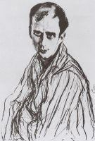 Портрет М.М.Фокина.