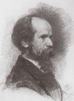 Портрет П.П.Чистякова.