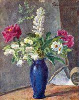 Синяя ваза. ЧС