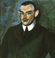 1910-е Портрет неизвестного. Х., м. 72,5x66 Ярославль