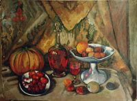 Натюрморт с фруктами. Первая половина ХХ в.