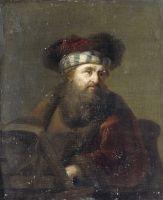 Портрет раввина