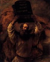 Моисей, разбивающий скрижали