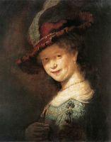 Портрет молодой Саскии