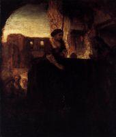 Христос и женщина из Самарии