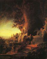 Воскресший Христос, явление Марии Магдалине