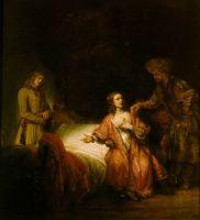 Иосиф, уличивший жену Потифара