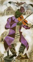 Зеленый скрипач
