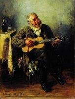 Гитарист. 1879