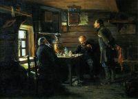 Любители соловьев. 1872-1873