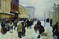 Ночлежники (Ночлежный дом в Москве). 1889