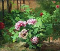 Розы. 1890-е
