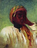 Мальчик-араб. 1876