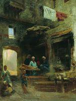 Каирский двор. 1873