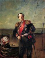 Портрет генерал-губернатора Восточной Сибири графа П.П.Муравьева-Амурского. 1863