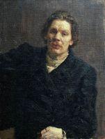 Портрет М.Горького. 1899