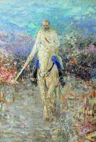 Конный портрет. 1913