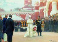 Речь Его императорского Величества 18 мая 1896 года. 1897