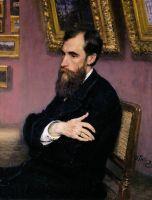 Портрет П.М.Третьякова. 1883