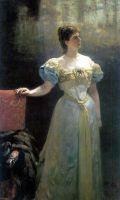 Портрет княгини М.К.Тенишевой. 1896