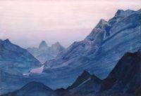 Гималаи. Этюд 3