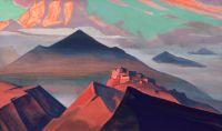 Гора Шатровая. Из серии «Святые горы»